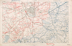 Ypres: trench maps